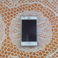LG l5 Android 4.2.2 white - Telefon mobil LG Optimus L5, Alb, Neblocat