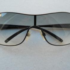 Ochelari de soare CHANE model 4088 c 101/8G unisex Originali! LICHIDARE CONT!! - Ochelari de soare Chanel, Gri, Curbati, Plastic, Protectie UV 100%