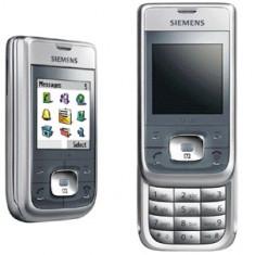 Vand Siemens CF 110 - Telefon mobil Siemens, Argintiu, Nu se aplica, Neblocat, Fara procesor