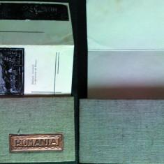 MINI ALBUM ROMANIA - SUVENIR, ANII '70