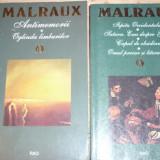 Malraux - Antimemorii/Ispita Occidentului (2vol), Rao