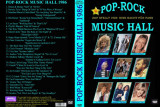 ROCK-POP MUSIC HALL DUBLU DVD 1986 (CONCERT KU HANNOVER) MUZICA ANII 80