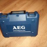 Cutie trusa valiza transport filetanta AEG