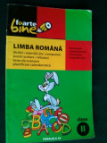 LIMBA ROMANA - CLASA A II-A Ed. Paralela 45 / 2005