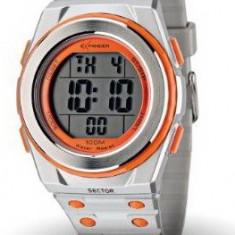 Sector R3251272015 ceas barbati nou, 100% veritabil. Garantie.In stoc - Livrare rapida. - Ceas barbatesc Sector, Casual, Quartz, Inox, Cauciuc, Alarma