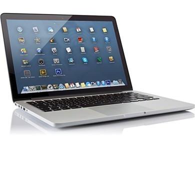 Apple Macbook Pro Retina - sigilat - i5 2,4 Ghz, 4 GB, 128 GB SSD + DVD-RW multi drive si adaptor retea foto