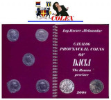 2 CARTI NUMISMATICA-DACIA ROMANA