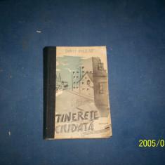 TINERETE CIUDATA DINU PILLAT - Carte veche