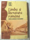 """""""LIMBA SI LITERATURA ROMANA PENTRU EXAMENUL DE BACALAUREAT"""", A. Costache si altii, 2006. Subiecte de Tip I si II, Alta editura"""