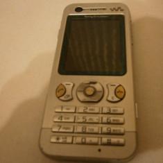 Sony Ericsson W890i - 89 lei - Telefon mobil Sony Ericsson, Argintiu, Nu se aplica, Neblocat, Fara procesor