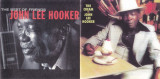 CD Blues: John Lee Hooker - diverse titluri ( vezi lista de discuri in descriere)