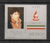 Mexic.1987 Rotonda marilor oameni:P.Sainz de Baranda-om politic  SM.555