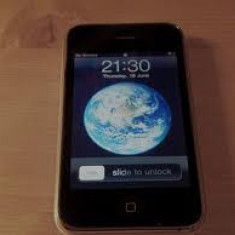 Iphone 3 gs tipla - iPhone 3Gs Apple, Negru, 32GB, Neblocat