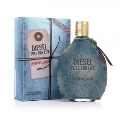 Diesel Fuel for Life Denim Collection Eau de Toilette pour Homme 50ml - Parfum barbati Diesel, Apa de toaleta, Aromatic