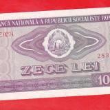 Bnk bn romania 10 lei 1966, necirculata - Bancnota romaneasca