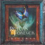 CD Jazz: Return to Forever - Returns (2009 - 2 CD-uri Live)