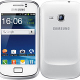 Vand Samsung Galaxy S2 mini NOU! - Telefon mobil Samsung Galaxy Mini 2, Alb, Neblocat