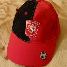 Basca suporteri F.C. Twente; circumferinta reglabila; impecabila - Sapca Barbati