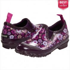 Papuci de Cauciuc BOGS Rue - Sandale Dama, Femei - Impermeabili - 100% AUTENTIC - Papuci dama, Culoare: Din imagine, Marime: 37