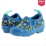 Papuci de Cauciuc BOGS Rue - Sandale Dama, Femei - Impermeabili - 100% AUTENTIC, 37, Albastru