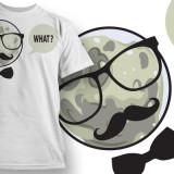 Tricou personalizat What printeo