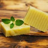Shampoo aroma - Sampon solid natural cu menta, eucalipt, urzica si musetel