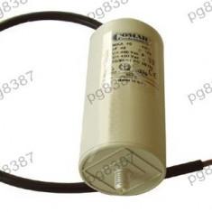 Condensator pornire motor 40uF-450V, rezistent la apa - 327149