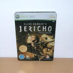 Joc XBOX 360 - Clive Barker's Jericho Special Edition ( steelbook ) - pentru colectionari