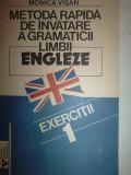 METODA RAPIDA DE INVATARE A LIMBII ENGLEZE - MONICA VISAN, Alta editura