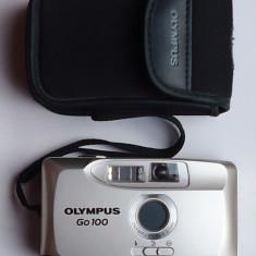 Aparat foto OLYMPUS Go 100 - Aparat Foto cu Film Olympus