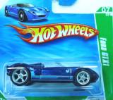 HOT WHEELS-TREASURE HUNT$-FORD GTX ++2501 LICITATII !!, 1:64