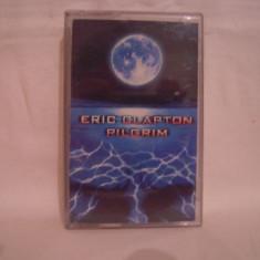 Vand caseta audio Eric Clapton-Pilgrim, originala, raritate! - Muzica Pop warner, Casete audio