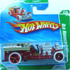 HOT WHEELS-TREA$URE HUNT$-OLD NUMBER 5.5 ++2501 DE LICITATII !! - Macheta auto Hot Wheels, 1:64