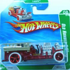 HOT WHEELS-TREA$URE HUNT$-OLD NUMBER 5.5 ++2501 DE LICITATII !! - Macheta auto Hot Wheels, 1:64