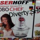 Robot de bucatarie - ROBOCHEF - Robo CHEF - Tocator