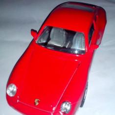 Masina de colectie macheta Porsche Carera originala din metal scara 1:24