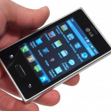 Vand telefon lg l3 super pret - Telefon mobil LG Optimus L3, Negru