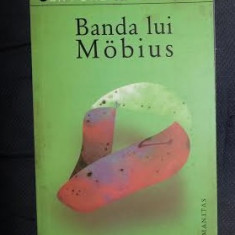 Clifford A. Pickover BANDA LUI MOBIUS Ed. Humanitas 2007 - Carte Matematica