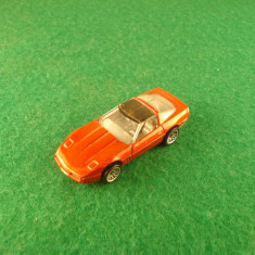 Hot Wheels CORVETTE c.1982 Mattelinc. Made in Malaysia - Macheta auto Hot Wheels, 1:64