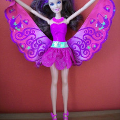 Barbie fluture - Papusa