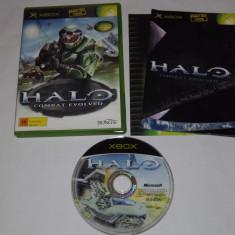 Joc Xbox Classic - Halo Combat Evolved - Jocuri Xbox Altele, Shooting, 18+