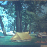 SIBIU CAMPING DUMBRAVA DIN 1971 - Carte Postala Transilvania dupa 1918, Circulata