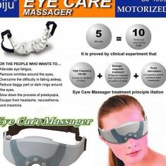 Aparatul de masaj si relaxare a ochilor Eye Care Massager Produs Vazut la TV - Aparat masaj