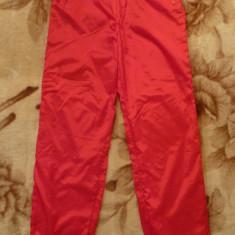 Pantaloni Adidas ski / munte / trekking / uz normal cu plasa interioara si fermoar de sus pana jos; marime L (180); impecabili - Echipament ski