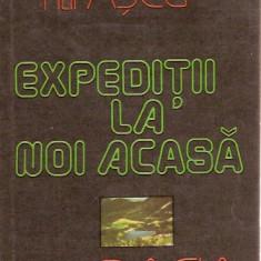 EXPEDITII LA NOI ACASA / ALEXANDRU FILIPASCU, 13 - Revista culturale