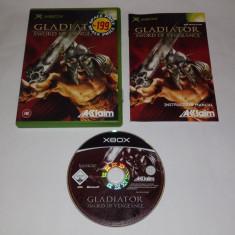 Joc Xbox Classic - Gladiator Sword of Vengeance - Jocuri Xbox Altele, Actiune, Toate varstele, Single player