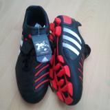 Ghete fotbal originale Adidas noi din piele !!!, Marime: 39, Culoare: Multicolor, Teren sintetic: 1, Iarba: 1