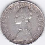 Moneda Italia 500 Lire 1960 - KM#98 VF (argint 0,835 - 11 grame)