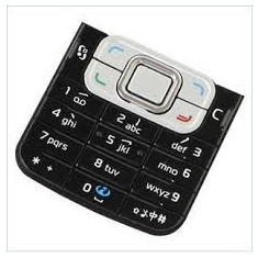 Carcasa carcase Tastatura Nokia 6120 Classic 6120c - Tastatura telefon mobil