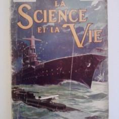 La science et la vie - Revista de stiinta in limba franceza / C7P - Revista culturale